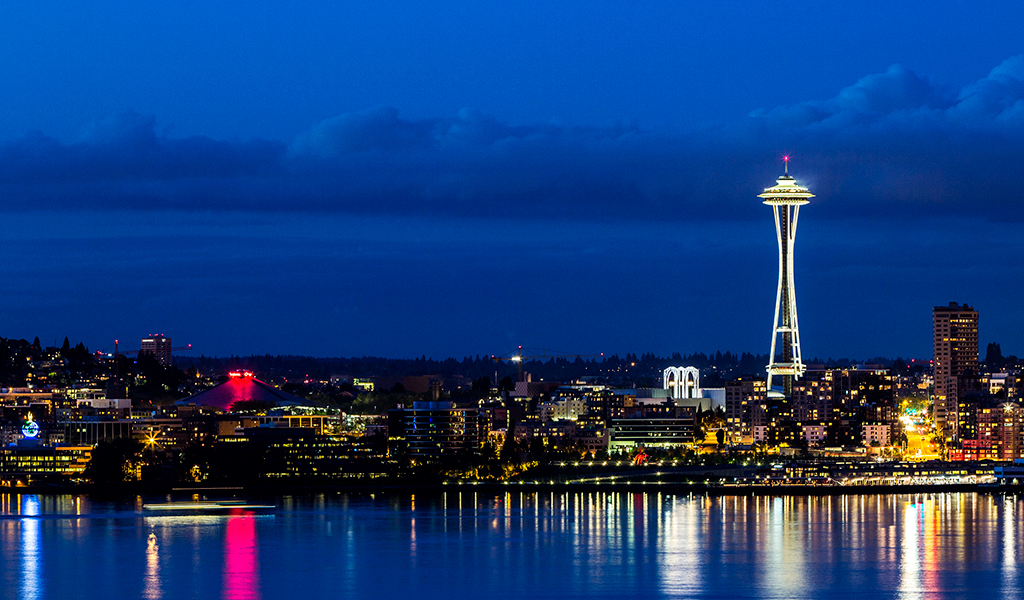 Seattle d3 travel company for Emerald city nickname